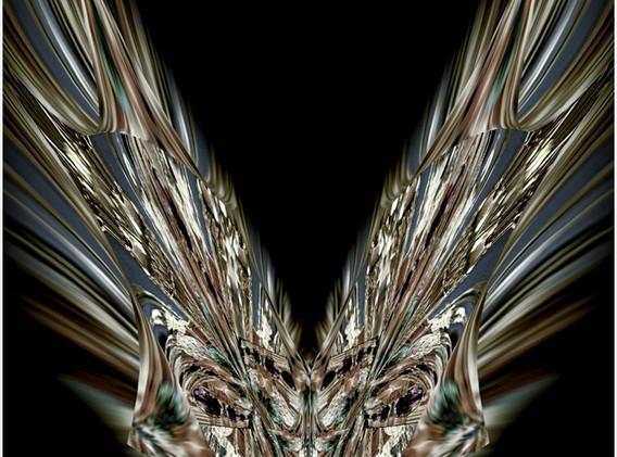 Kaleidoscope Wings
