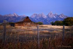 Moulton Barn - Teton National Park