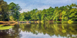 Lake Baily - Petit Jean State Park