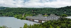 The Bridge in Summer