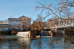 Finley River Bridge - Ozark, MO