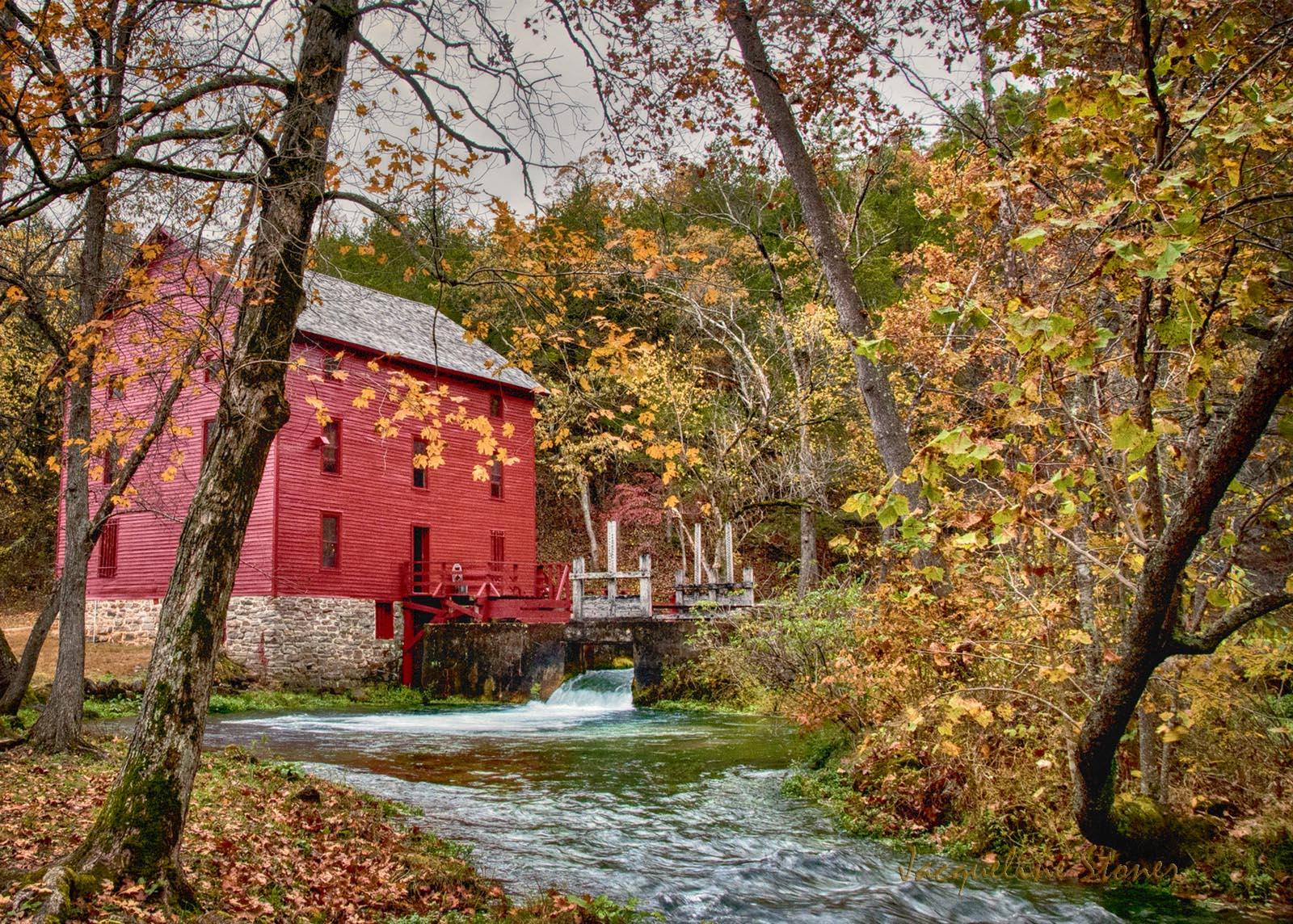 Ally Springs Mill