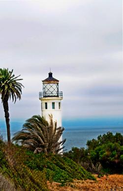 Palos Verdes Lighthouse, California