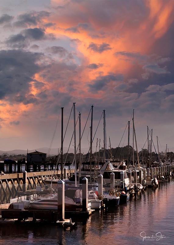 Marina at Fisherman's Wharf (Monterey)