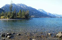 Jenny Lake , Grand Tetons - Wyoming