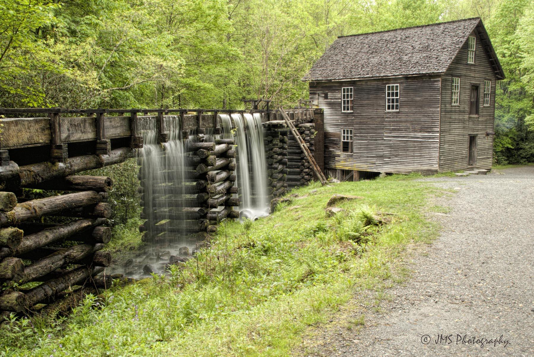 The Mingus Mill - Smokey Mountains, TN