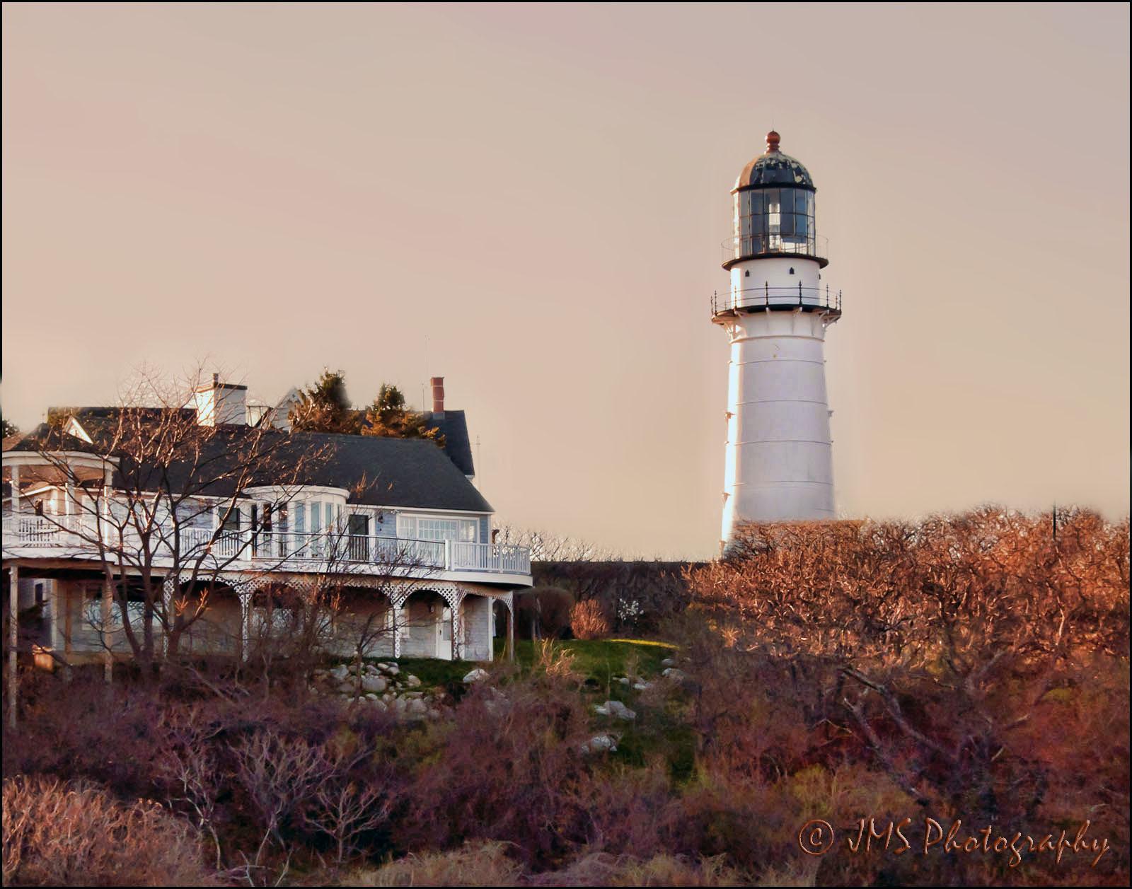 Lighthouse - Portland, Maine