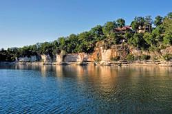 Table Rock Lake Shoreline
