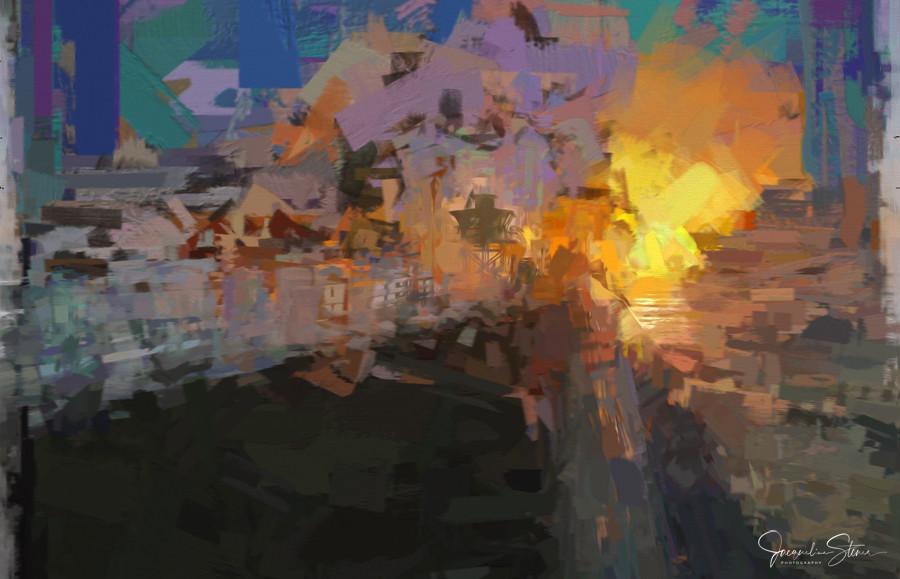 Pier at Sunset in San Clemente-DSC08767-