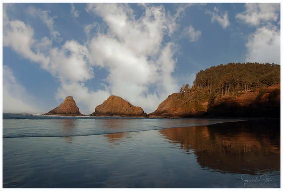 Haceta Head Lighthouse - Oregon