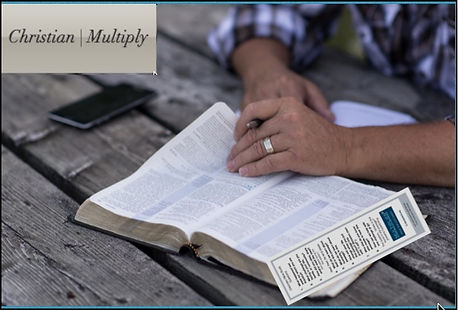 View, download, or print a bookmark and the guidelines you need to experience a Discovery Bible Study and share with others. Be responsive to God and find a Person of Peace.