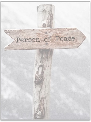 "Christian Multiply is helping to revive a proven approach given to us by Jesus Christ Himself. Jesus said to ""find some worthy person (a Person of Peace)."" Matthew 10:11a NCV"