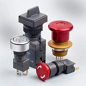 APEM industrial controls