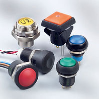 APEM Pushbutton switches