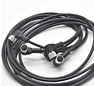 8-core elbow waterproof connector M12-8P