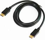 dp cable male to male 4k video cable DP
