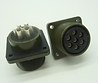 MS5015 series MS3106A20-15P connector ma