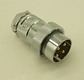 25MF-4A metal aviation plug 4P pin conne