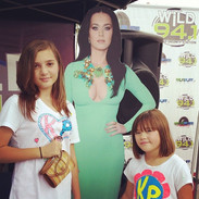 At Katy Perry Concert