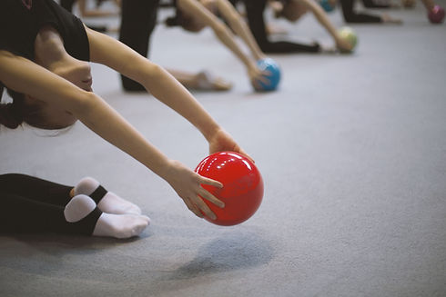 Gymnastic Ball