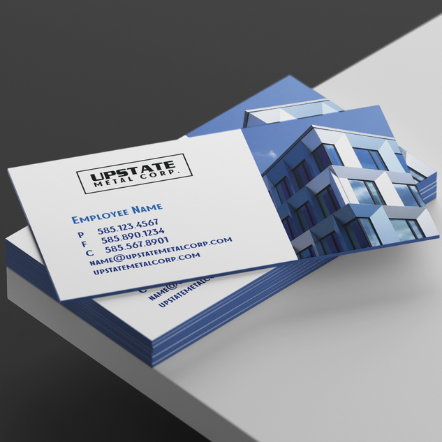 Upstate Fence Business Cards