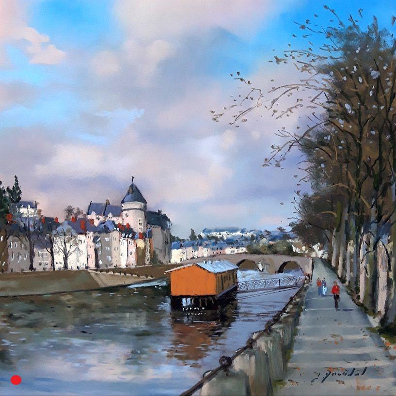 Laval Pastel 30x30