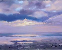 Crépuscule Pastel 18x24