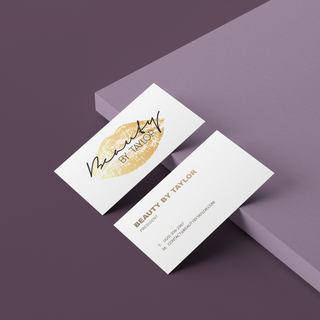 Beauty by Taylor Business Cards