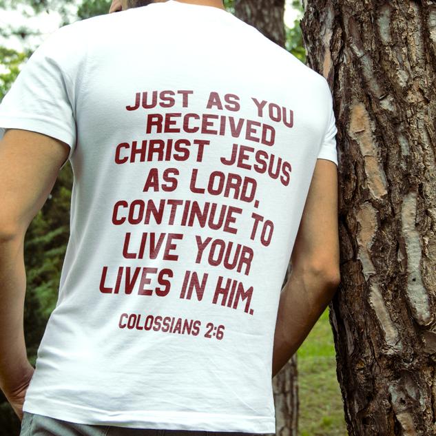 inChrist T-shirt