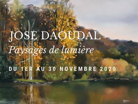 mon exposition prévue tout le mois de novembre à la Majestic Gallery de Montsurs a été annulée