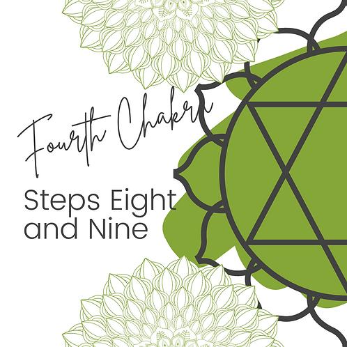 Fourth Chakra Steps 8 9 - Workbook