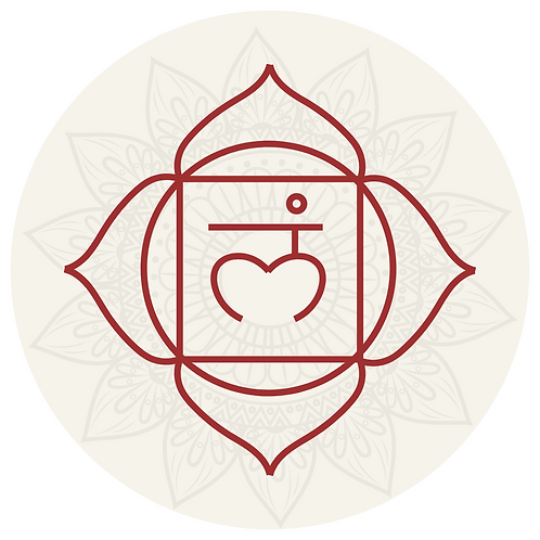 Rooted In Recovery  |  First Chakra, Steps One, Two, and Three