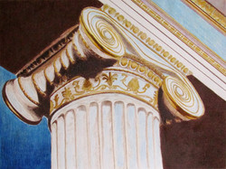Greek Column