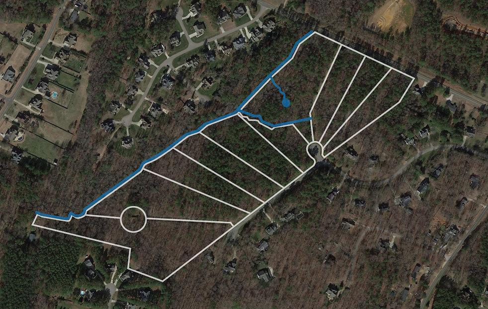 WG Lot Outline Map w Google Earth.jpg