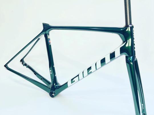 Racing green TCR