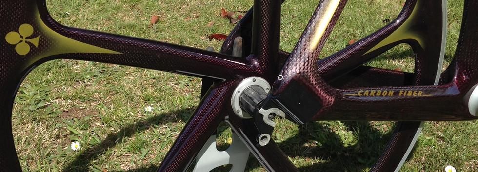 Colnago wheel