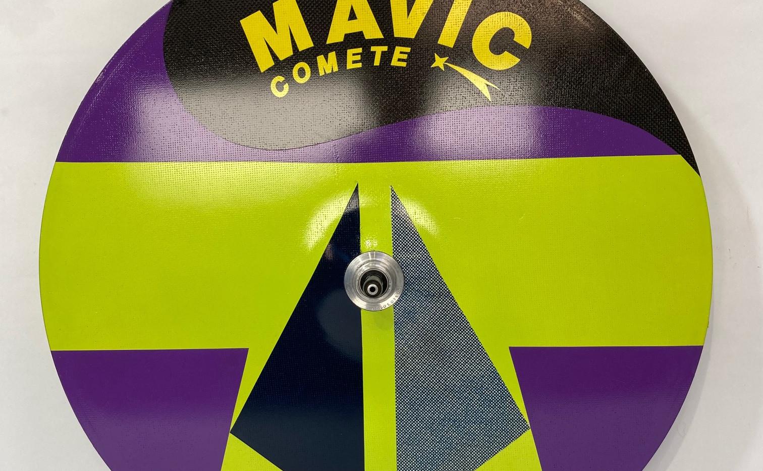 Mavic disc