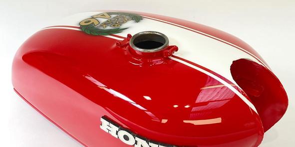 Honda tank