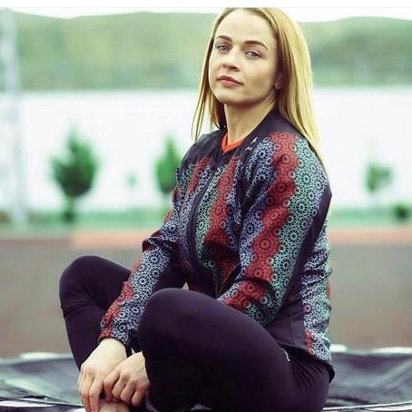 Mariya Stadnik qızıl medal qazandı!