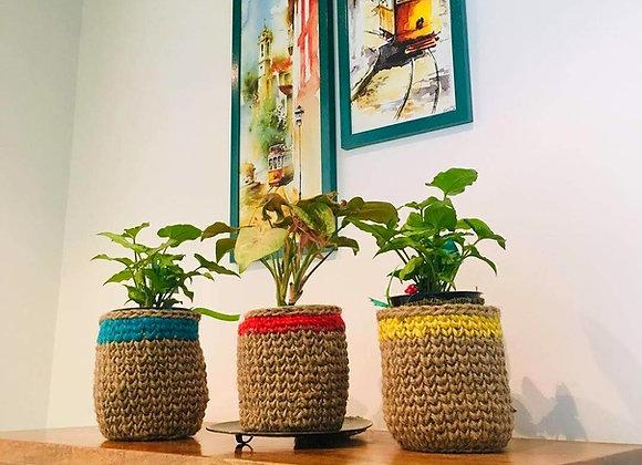 Trio-trim baskets - Set of 3