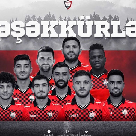 """""""Qəbələ"""" 9 futbolçu ilə sağollaşdı!"""