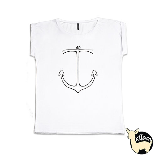 TSHIRT MOMMY LOVE BOAT