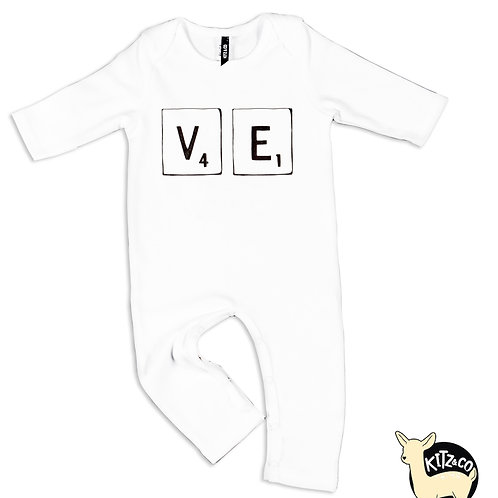 BABY JUMPER LOVE LETTERS