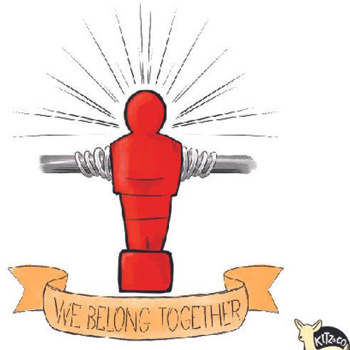 We Belong Together 1