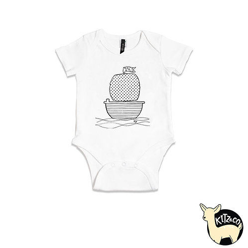 BABY BODYLOVE BOAT