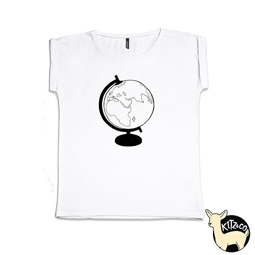 TSHIRT MOMMY GLOBETROTTER