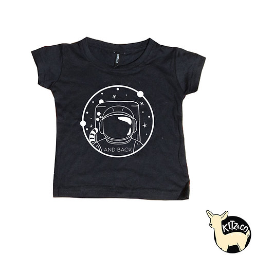 BABY TEE SPAZIALE