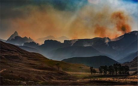 Christiaan Kotze_Fire Mountain Underberg