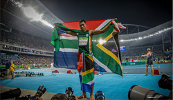 J_Rio Olympics Wade van Niekerk WR Gold_