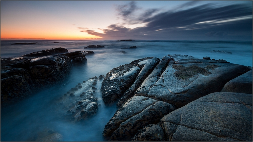 AFO_Early morning on the rocks